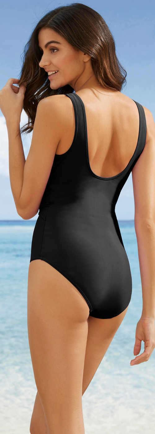 Dámske zoštíhľujúce plavky 2020 výpredaj