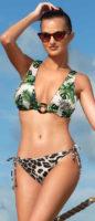 Dámske obojstranné dvojdielne plavky Dorina Koani