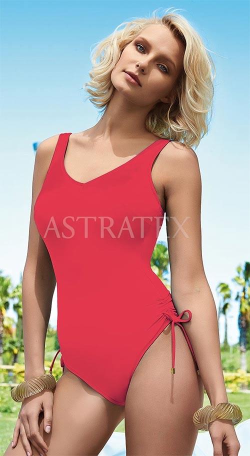 Jednodielne luxusné plavky Diana so zoštíhľujúcim efektom