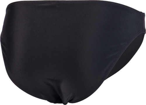 Moderné plavkové nohavičky v čiernej farbe